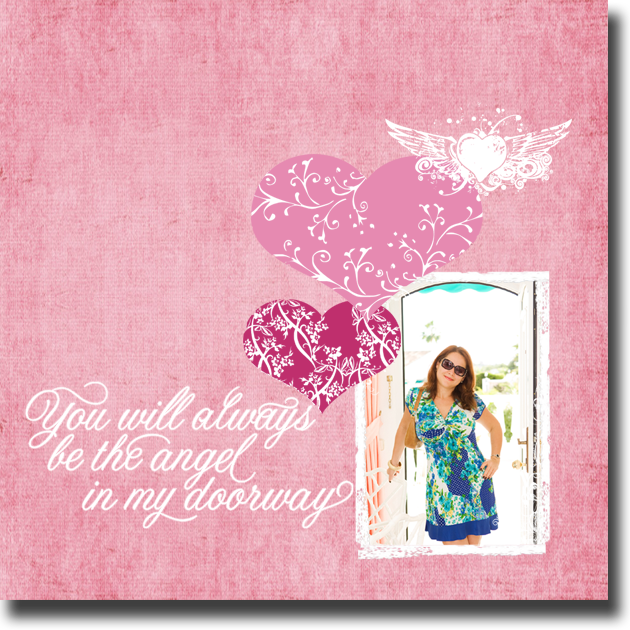 Valentine Page - Angel in My Doorway